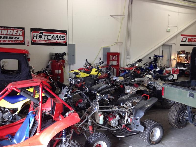 MOTOR-CYCLES-ATV-MAINTENANCE-ROUTINES