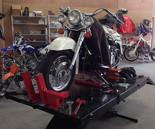 Motorcycle-Maintenance-Enumclaw-WA